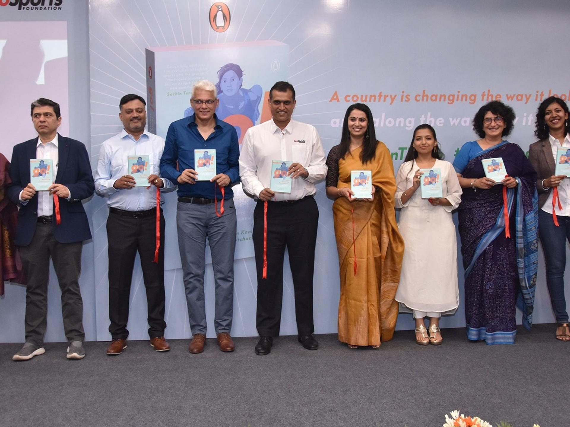 Go book launch 2019- Delhi