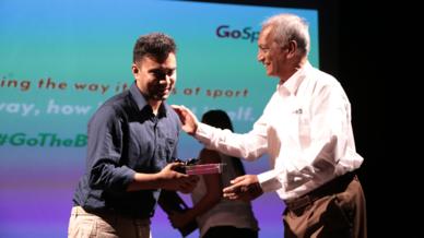 Go book launch 2019 - Bengaluru
